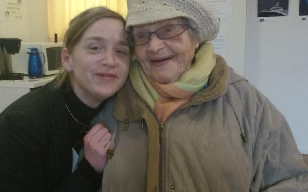 Jeanne Borzakian, une femme d'exception. Épisode 1