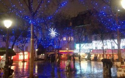 Montmartre le soir